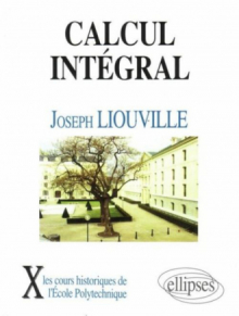 Calcul intégral (1847-49)