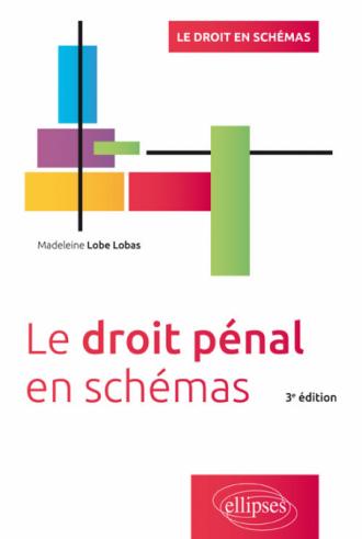 Le droit pénal en schémas - 3e édition