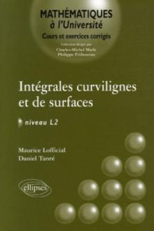 Intégrales curvilignes et de surfaces - Niveau L2