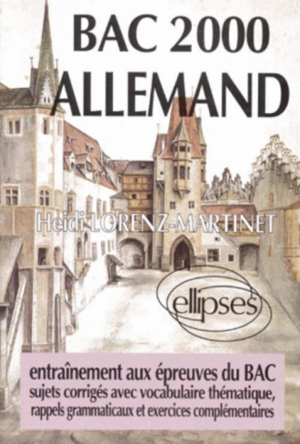 Bac 2000 allemand