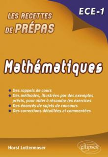 Mathématiques - ECE 1re année