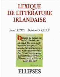 Lexique de litterature irlandaise