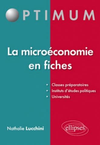 La microéconomie en fiches