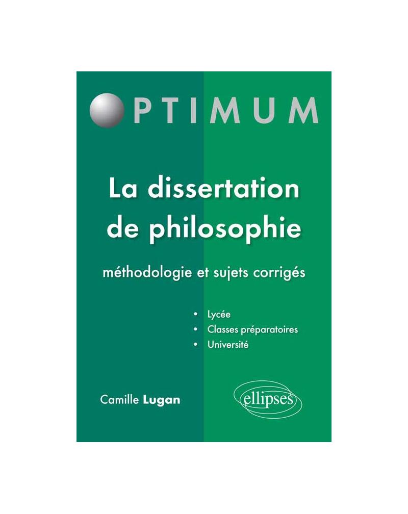 Corriges des dissertation de philosophie