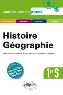 Histoire-Géographie - Première S - nouveau programme