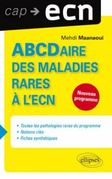ABCDaire des maladies rares à l'ECN
