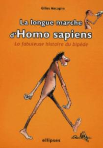 La longue marche d'Homo sapiens - La fabuleuse histoire du bipède