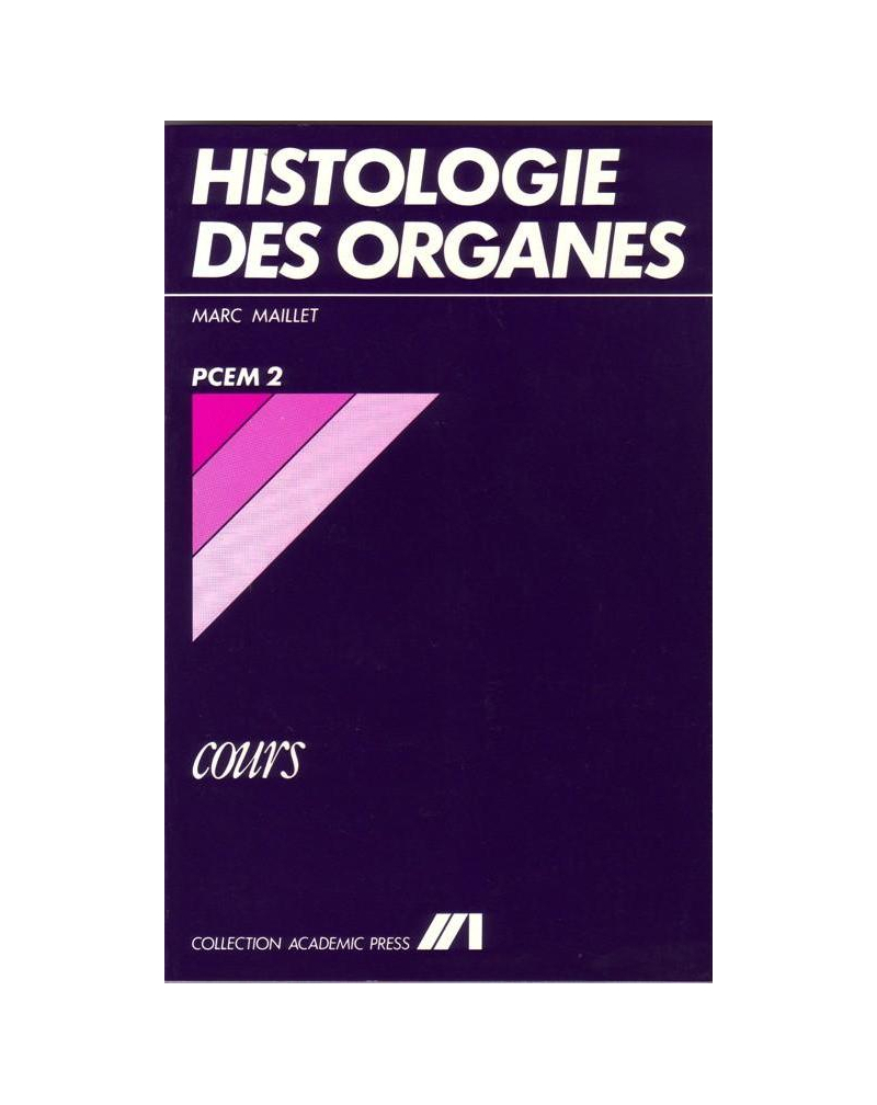 Histologie des organes - Cours