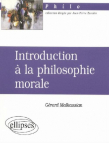 Introduction à la philosophie morale