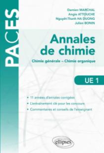 UE1 - Annales de chimie