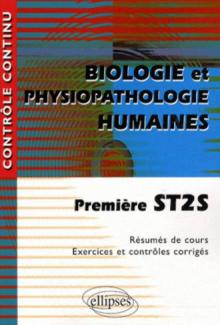 Biologie et physiopathologie humaines - Première ST2S