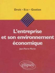 L'entreprise et son environnement économique