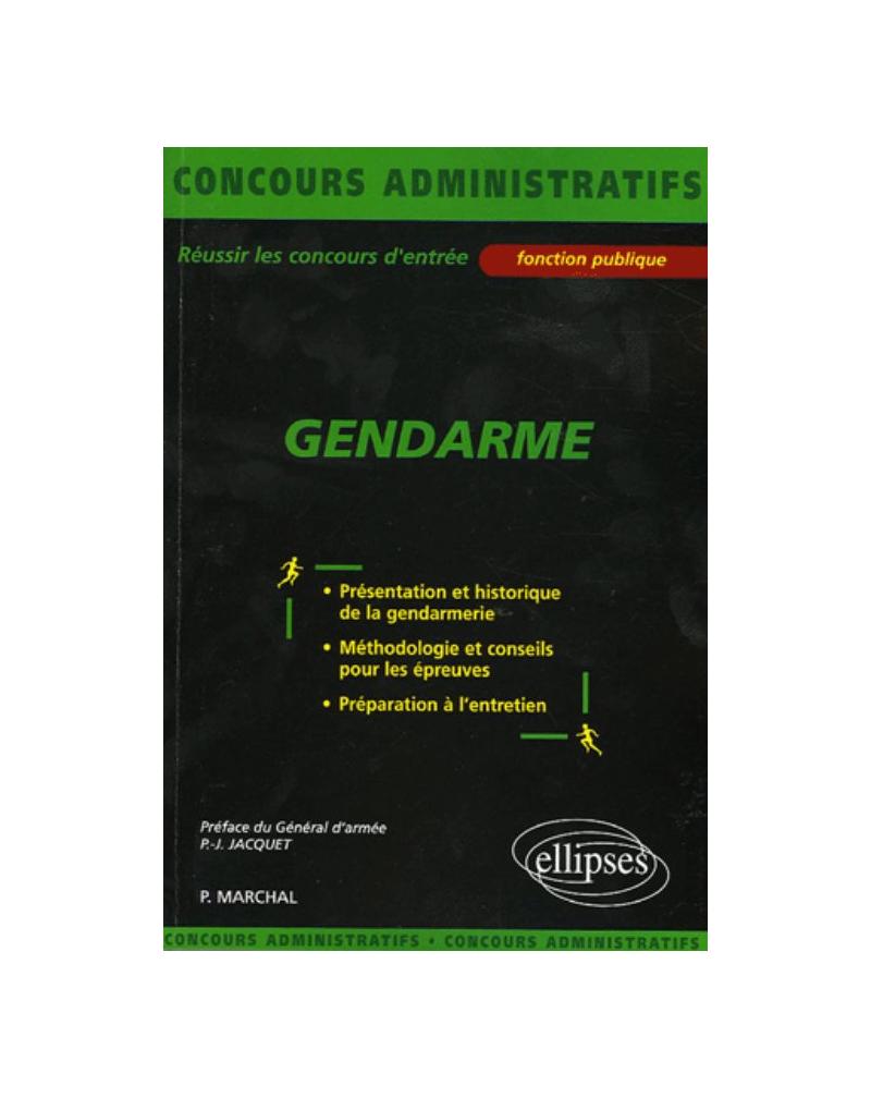 Gendarme - catégorie C