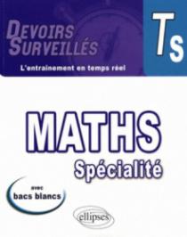 Mathématiques spécialité - Terminale S