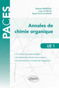 UE1 - Annales de chimie organique
