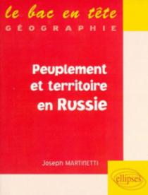 Peuplement et territoire en Russie