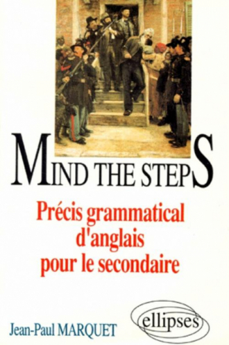 Mind the steps - Précis grammatical pour le secondaire