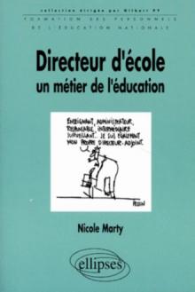 Directeur d'école, un métier de l'éducation