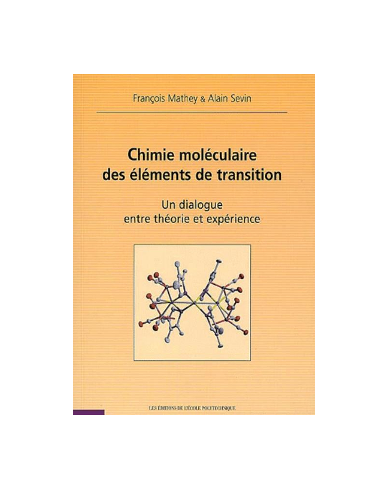 Chimie moléculaire des éléments de transition