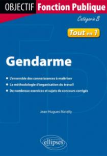 Gendarme - catégorie B