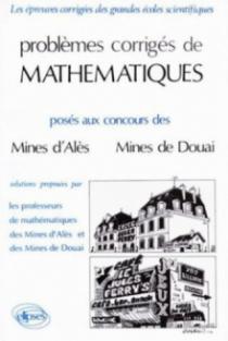 Mathématiques Mines d'Alès, Douai 1984-1988
