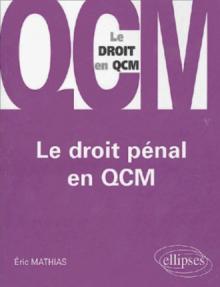 Le droit pénal en QCM
