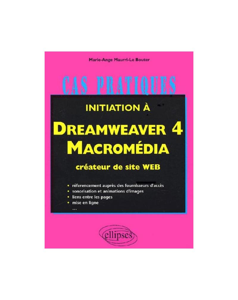 Initiation à Dreamweaver 4
