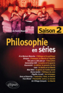 Philosophie en séries - saison 2