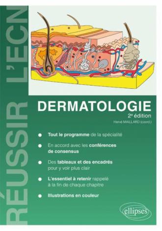 Dermatologie - 2e édition