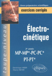 Électrocinétique - Exercices corrigés