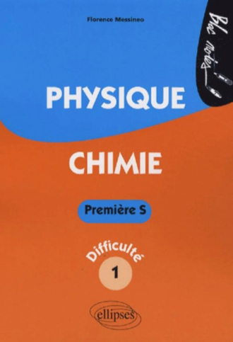 Physique-Chimie - Première niveau 1