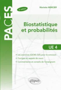 UE4 - Biostatistique et probabilités - 2e édition