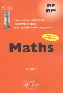 Mathématiques MP-MP* - Exercices corrigés