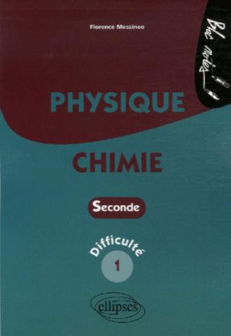 Physique-Chimie - Seconde - Difficulté 1