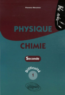 Physique-Chimie - Seconde - Difficulté 1