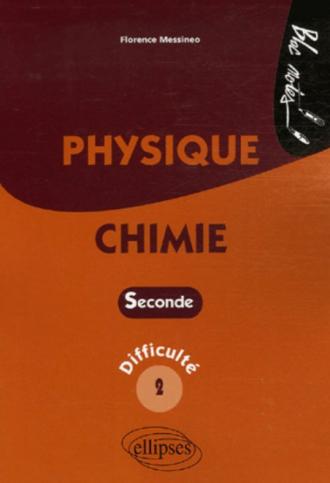 Physique-Chimie - Seconde - Difficulté 2