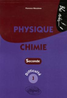 Physique-Chimie - Seconde - Difficulté 3