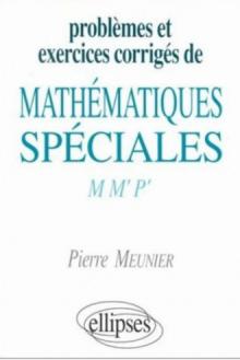 Mathématiques Spéciales
