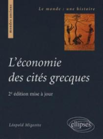 L'économie des cités grecques - 2e édition mise à jour