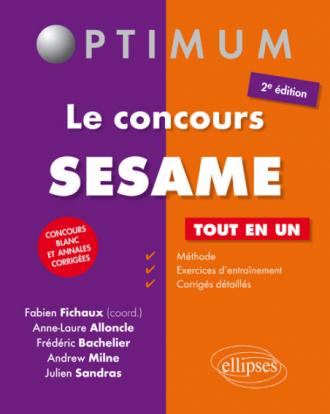 Le concours Sésame – 2e édition