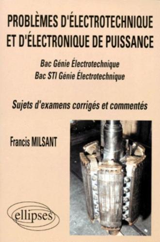 Electrotechnique et d'électronique de puissance