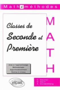 Classes de Seconde et Première - Mathéméthodes