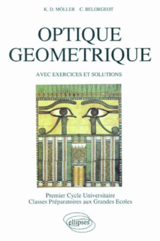 Optique géométrique, avec exercices et solutions