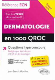 Dermatologie en 1000 QROC