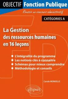La Gestion des ressources humaines en 16 leçons
