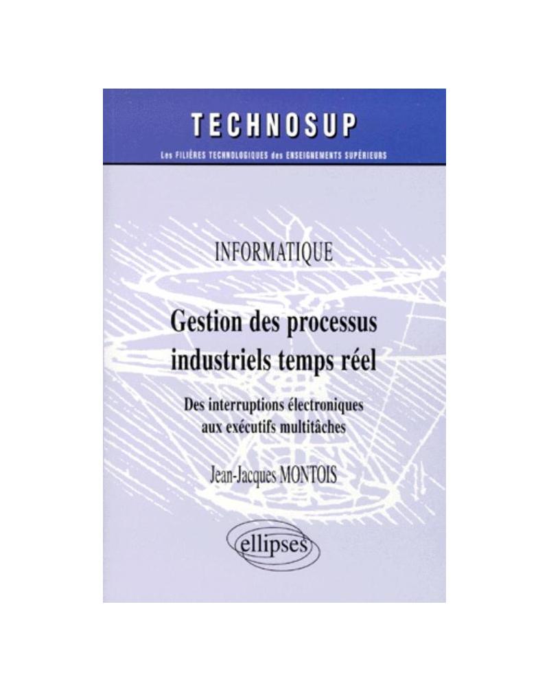 Gestion des processus industriels temps réel - Informatique - Niveau B