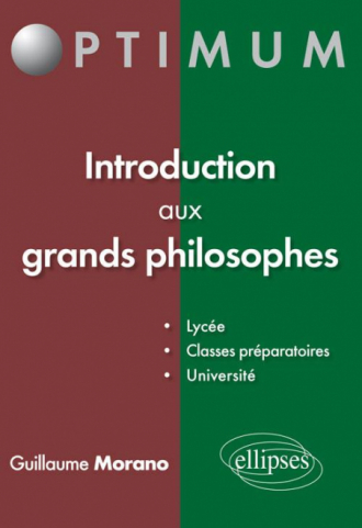 Introduction aux grands philosophes