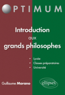 Introduction aux grands philosophes