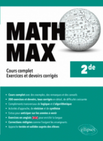 Math Max - Seconde