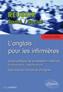 L'angais pour les infirmières - 5e édition